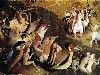 Papel de Parede Gratuito de Artes : Hieronymus Bosch - Garden of Earthly Delights (Center Panel)