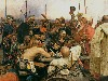 Papel de Parede Gratuito de Artes : Ilya Repin - The Reply of the Zaporozhian Cossacks