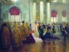 Papel de Parede Gratuito de Artes : Ilya Repin - Wedding of Nicholas II and Grand Duchess