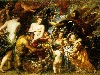 Papel de Parede Gratuito de Artes : Rubens - Allegory on the Blessings of Peace