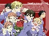 Papel de Parede Gratuito de Quadrinhos : Ouran High School Host Club